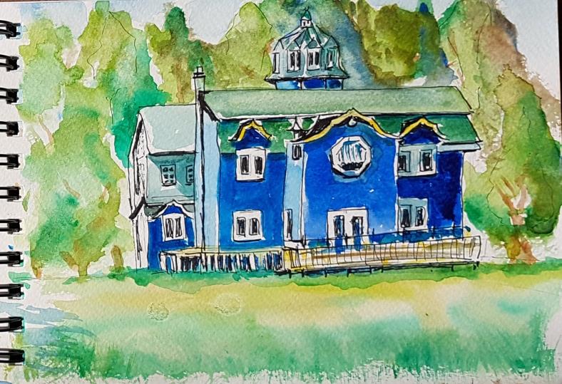 Tadoussac maison