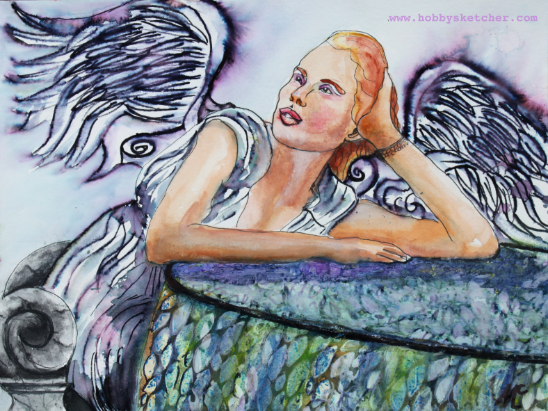 angel of patience watermarked